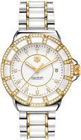 Tag Heuer 'Formula 1' Two-Tone Diamond Bracelet Watch