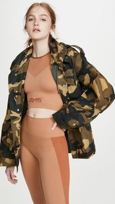 Reebok x Victoria Beckham RBK VB Military Jacket