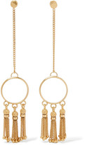 Chloé Lynn Gold-tone Earrings - one size