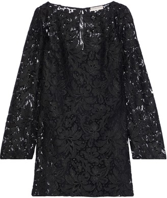 Emilio Pucci Corded Lace Mini Dress