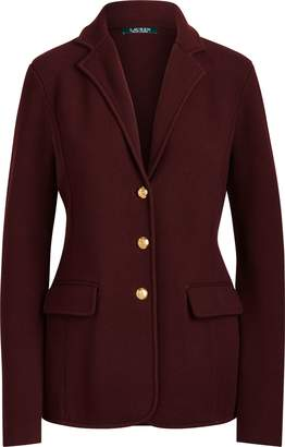 Ralph Lauren Combed Cotton Blazer