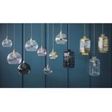 Graham and Green Glass Pendant Lights