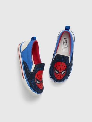Marvel babyGap   Spider-Man Slip-Ons