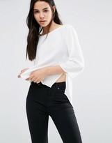 Vero Moda 3/4 Slit Side Top