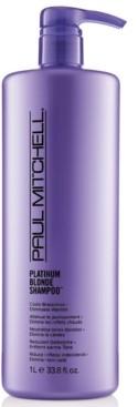 Paul Mitchell Platinum Blonde Shampoo, 33.8-oz, from Purebeauty Salon & Spa