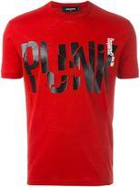 DSQUARED2 punk t-shirt