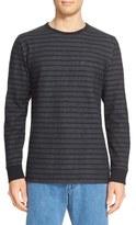 Saturdays Nyc Men's 'James' Stripe Long Sleeve T-Shirt