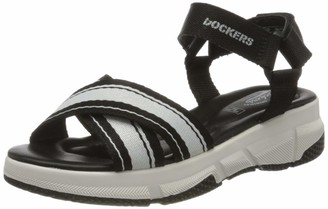 Dockers by Gerli Women's 46ib205-710150 Low-Top Sneakers
