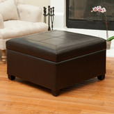 Andover Mills Upholstered Storage Ottoman