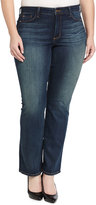 NYDJ Boot-Cut Barbara Denim Jeans, Oak Hill