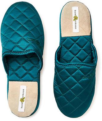 Kumi Kookoon Quilted Slippers Medium