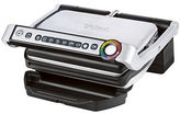 T-Fal GC702D 1800-Watt OptiGrill Stainless Steel Indoor Electric Grill