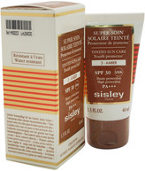Sisley 1.3Oz Super Soin Solaire Tinted Amber Sun Care Spf 30
