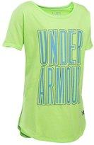 Under Armour Girls' UA Dazzle Short Sleeve