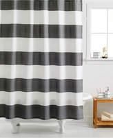 Kassatex Hampton Striped Shower Curtain Bedding
