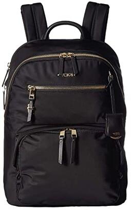 Tumi Voyageur Hartford Backpack (Black) Backpack Bags