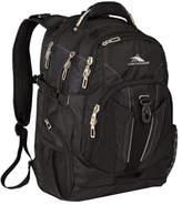 High Sierra TSA Backpack - Black Backpacks