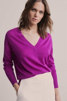 Witchery Merino V Neck Knit