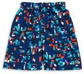 Under Armour Boy's Word Toss Volley Shorts