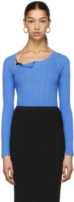 Altuzarra Blue Barca Sweater