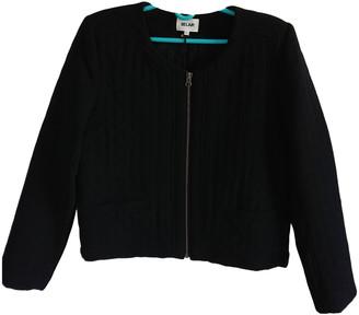 Bel Air Black Polyester Jackets