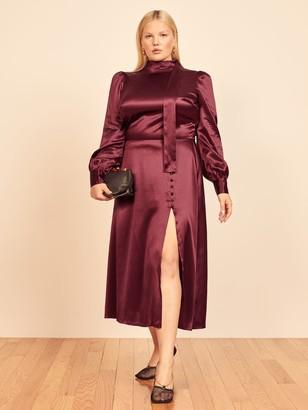 Reformation Maple Dress Es