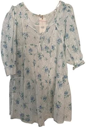 LoveShackFancy White Cotton Dresses