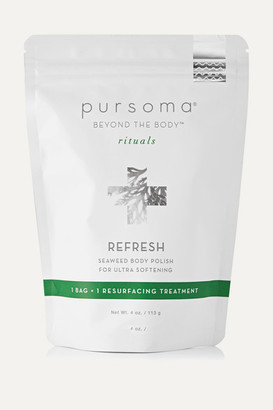 PURSOMA Refresh Seaweed Body Polish, 113g