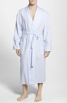 Majestic International Men's 'Signature' Cotton Robe