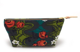 General Knot & Co Midcentury Rose Travel Clutch