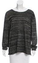 Raif Lurex Cashmere Sweater w/ Tags