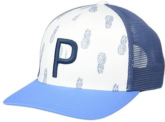 Puma Trucker 110 Cap - Sweetness (Bright White) Baseball Caps