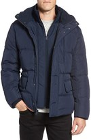 Andrew Marc Men's Vinalhaven Quilted Down & Feather Fill Jacket