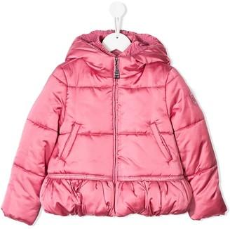 MonnaLisa Hooded Padded Jacket