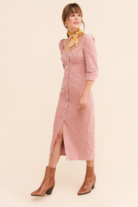Steele Ballina Midi Dress