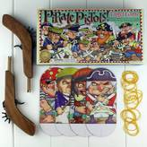 Nest Pirate Pistols Target Game Rubber Band Shooting