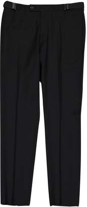 Christian Dior Black Wool Trousers