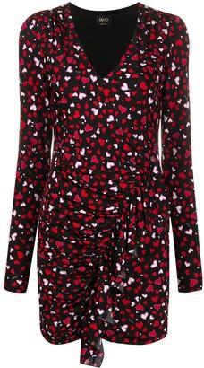 Liu Jo Heart Print Dress