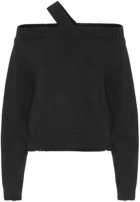 RtA Beckett cotton sweater