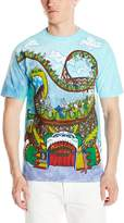 Liquid Blue Men's Grateful Dead-Amusement Park