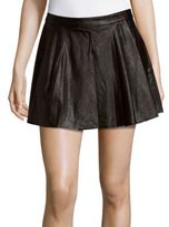 Blank NYC Box Pleated Skirt