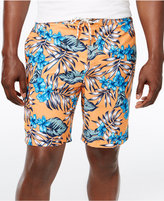 Tommy Bahama Men's Baja Best Fronds Tropical-Print Sun Protection 30 Swim Trunks