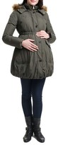 Women's Kimi And Kai Dixie Down Maternity Parka