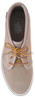 Vans Men's for J.Crew suede chukka boots