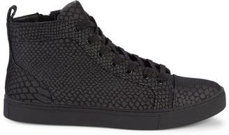Steve Madden P-Yess High-Top Sneakers