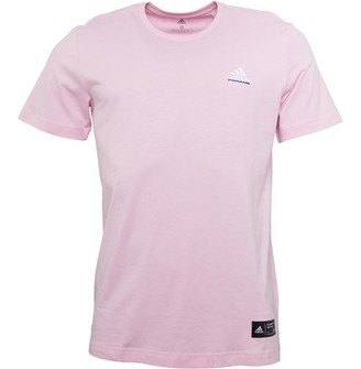 adidas Badge Of Sport Paname T-Shirt True Pink