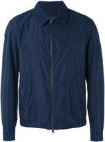 Pal Zileri collared rain jacket - men - Cotton/Polyester - 46