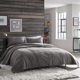 Kenneth Cole Reaction Home Reflections King Coverlet in Gunmetal
