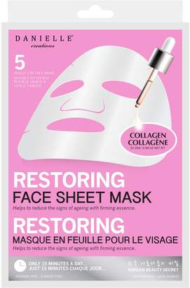 Upper Canada Soap 5-Pack Restoring Face Sheet Mask
