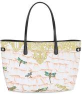 Piccione Piccione Printed Ottoman Tote Bag